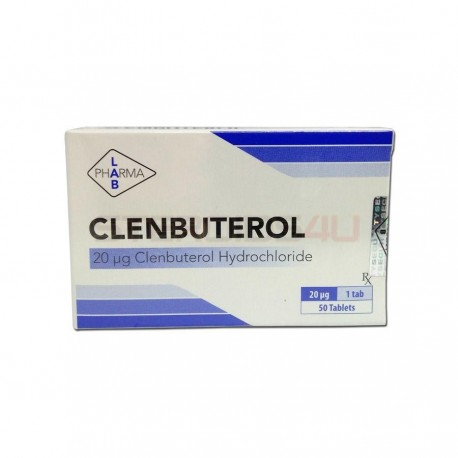 Clenbuterol Tablets Pharma Lab