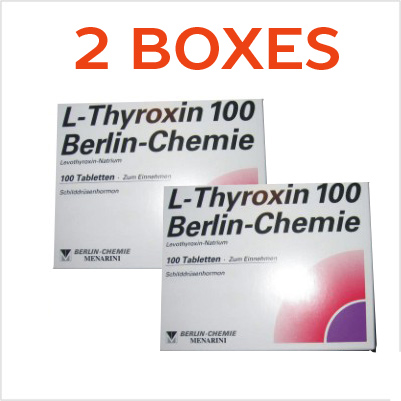 Buy T4 L-Thyroxin 100