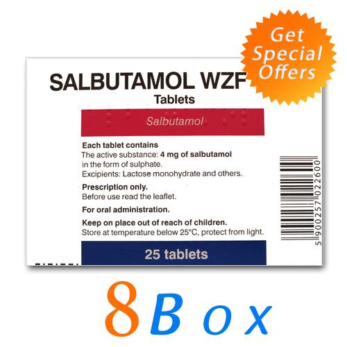 Salbutamol Buy Online