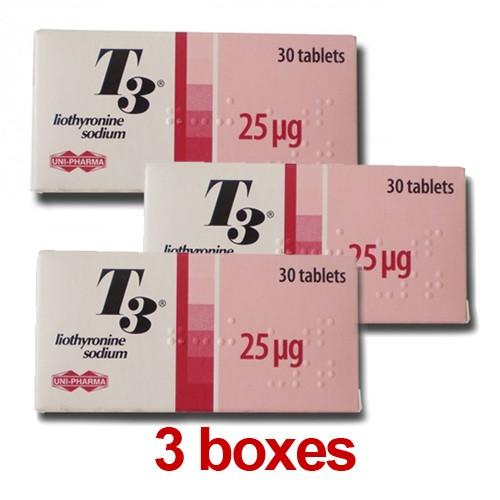 T3 Uni Pharma sale
